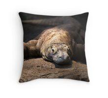 Komodo Throw Pillow