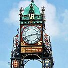Time Marches On In Chester. by Margaret Stevens