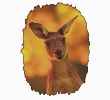Kangaroo - Western Australia One Piece - Short Sleeve