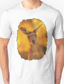 Kangaroo - Western Australia Unisex T-Shirt