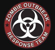 Zombie Outbreak Response Team by cookiebun
