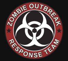 Zombie Outbreak Response Team by cookiebun