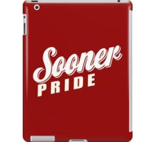 Sooner Pride iPad Case/Skin