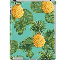 Retro Pineapples Tropical Style iPad Case/Skin