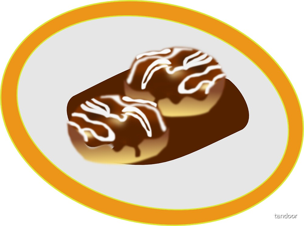 choco 2 nuts by tandoor