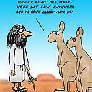 Bugger Off Noah !! by David Stuart