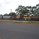 Old Faithful Shunt Engine Too by 4spotmore