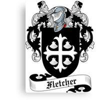 Fletcher  Canvas Print