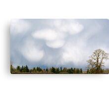 Extrordinary Clouds Canvas Print