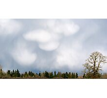 Extrordinary Clouds Photographic Print