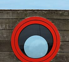 Port Hole, Starboard Hole? by Yampimon