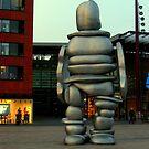 Iron Man by HelmD