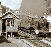 Goathland by FritzFitton
