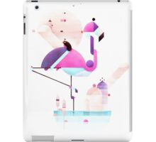 Placido flamingo  iPad Case/Skin