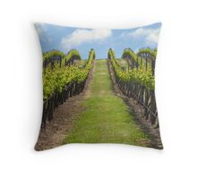 Salitage Winery Throw Pillow