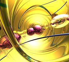 Baubles and Torus by Luchare