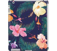 Tropical Flower Background iPad Case/Skin