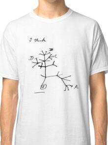 Darwin Tree of Life - I think Classic T-Shirt