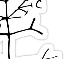 Darwin Tree of Life - I think Sticker