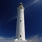 Cape Leewin Lighthouse, Augusta, Western Australia. by Lisa Evans