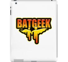 Batgeek iPad Case/Skin