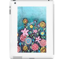 Garden of emotions iPad Case/Skin