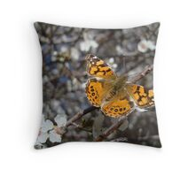 Pause Throw Pillow