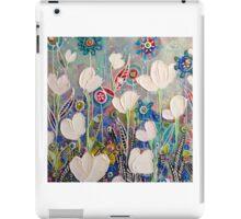Wild flowers iPad Case/Skin