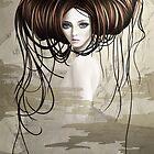 Art Painting - Lulu by Tanya Rochat