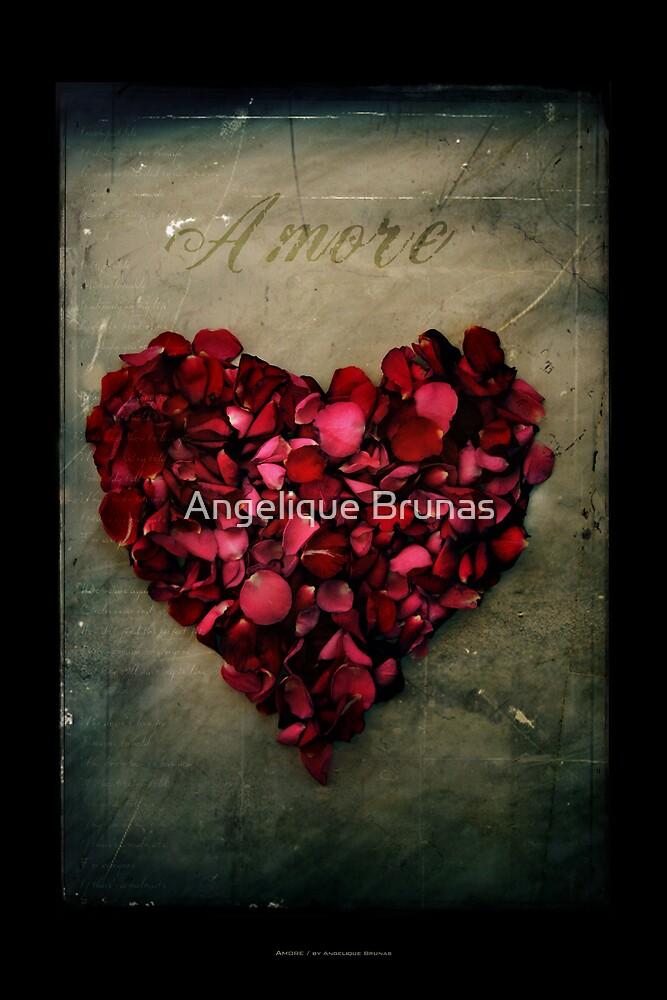 Amore by Angelique Brunas