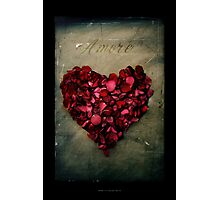 Amore Photographic Print