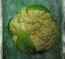 Cauliflower by Lorraine Creagh