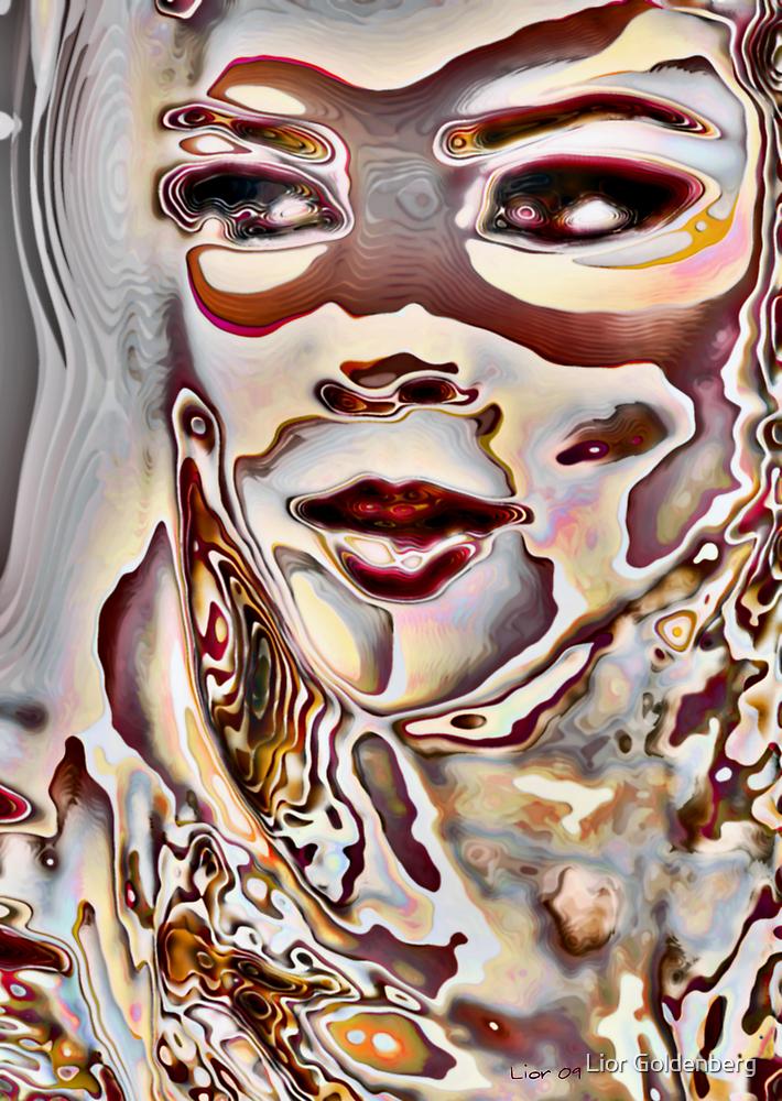 Diva by Lior Goldenberg