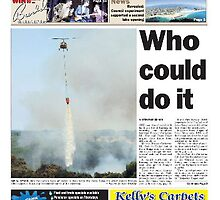 Sun Weekly Front Page by rossco