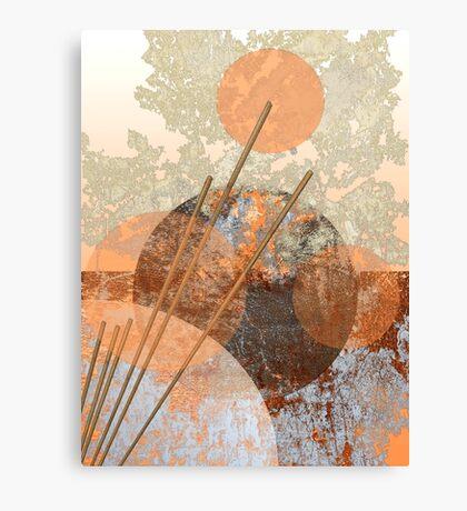 ABC I Canvas Print