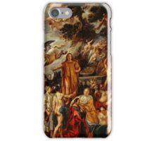 Jacob Jordaens - Allegory of the Poet iPhone Case/Skin