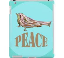 Peace 4 iPad Case/Skin