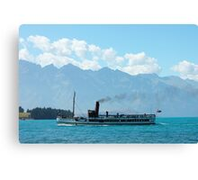 Earnslaw Canvas Print