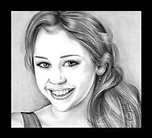 Miley Cyrus by emizaelmoura