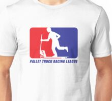 Pallet Truck Racing League Unisex T-Shirt