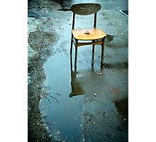 seat reserved Photographic Print