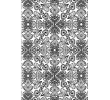 Hearts of My Heart Pattern Photographic Print