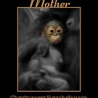 Mother by artisandelimage
