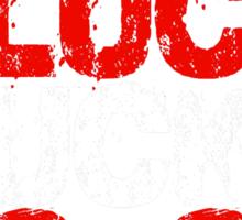 Bucks Pluck Ducks 42-20 2015 National Champions - TShirts & Hoodies Sticker