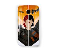 The Shepard and The Hawke Samsung Galaxy Case/Skin