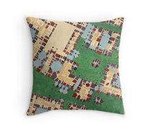 cypher number 14 Throw Pillow