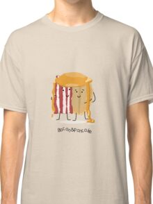 Bacon and Pancake = best friends Classic T-Shirt