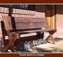 Thank God It's Friday! by Eleanor Wylie