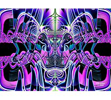 """Waveform Initialization' Photographic Print"