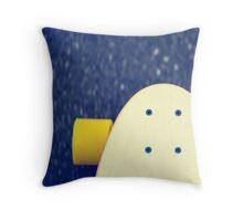 Longdays Throw Pillow
